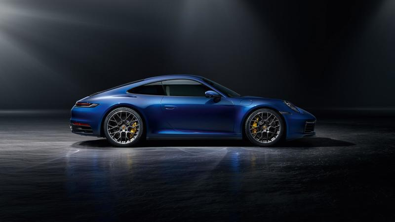 Porsche Came Up with a Pretty Slick Way to Electrify the 992-Gen 2020 Porsche 911
