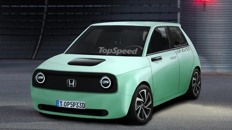 The Production Version of Honda's Urban EV Could be Your Next Posh Electric City Runabout