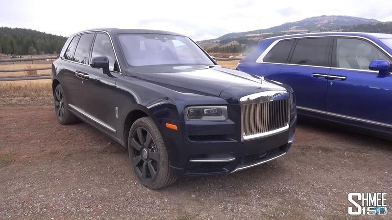 The Rolls Royce Cullinan Really Can Go Off-Road - image 805693