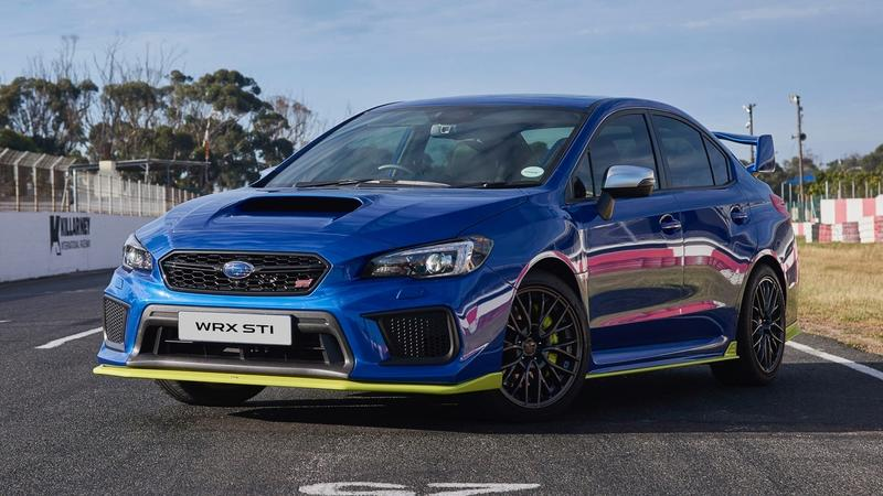 The Subaru WRX STI Diamond Edition Is The Most Powerful WRX Ever, But It's Not Coming to a Garage Near You