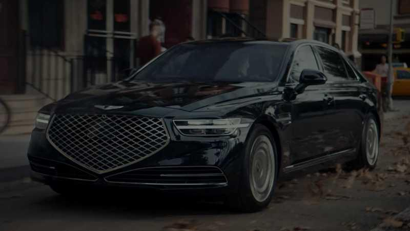 This Facelift Makes The Genesis G90 Look Like A Brand-New Car