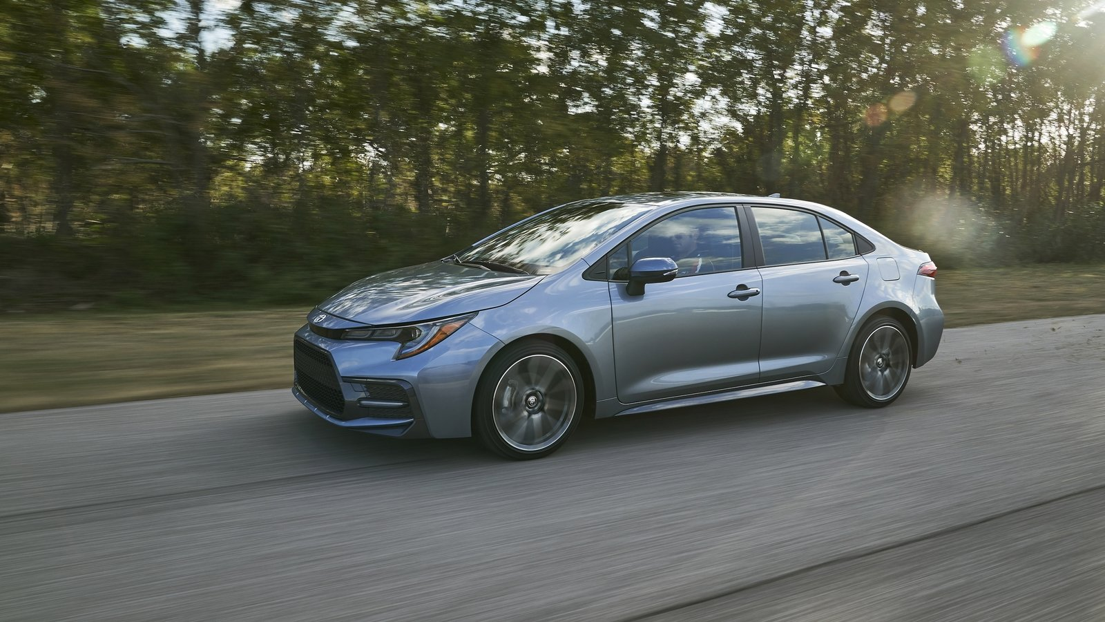 toyota brightens its 2020 lineup with a redesigned corolla that u0026 39 s more powerful and safer than