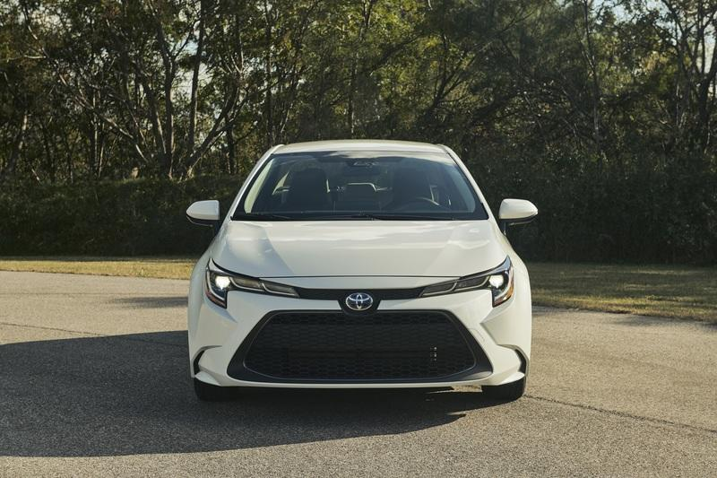 2020 Toyota Corolla Hybrid | Top Speed