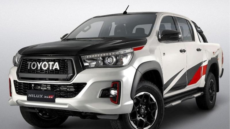 This Is How the Toyota GR Hilux Is Going to Take on the Ford Ranger Raptor