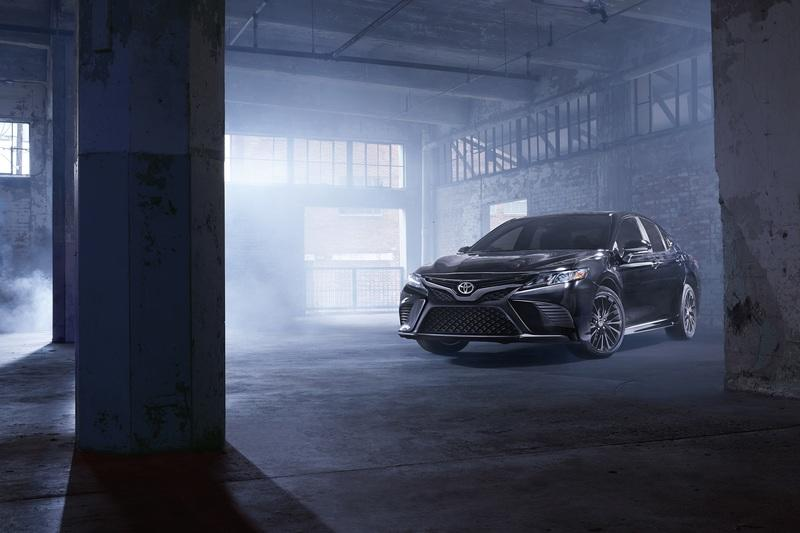 Toyota Set To Drop More Nightshade Lovin' at The 2018 Los Angeles Auto Show