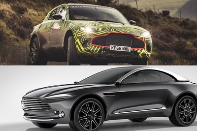 The Aston Martin Dbx Could Pump Out 400 Mercedes Derived Horsepower