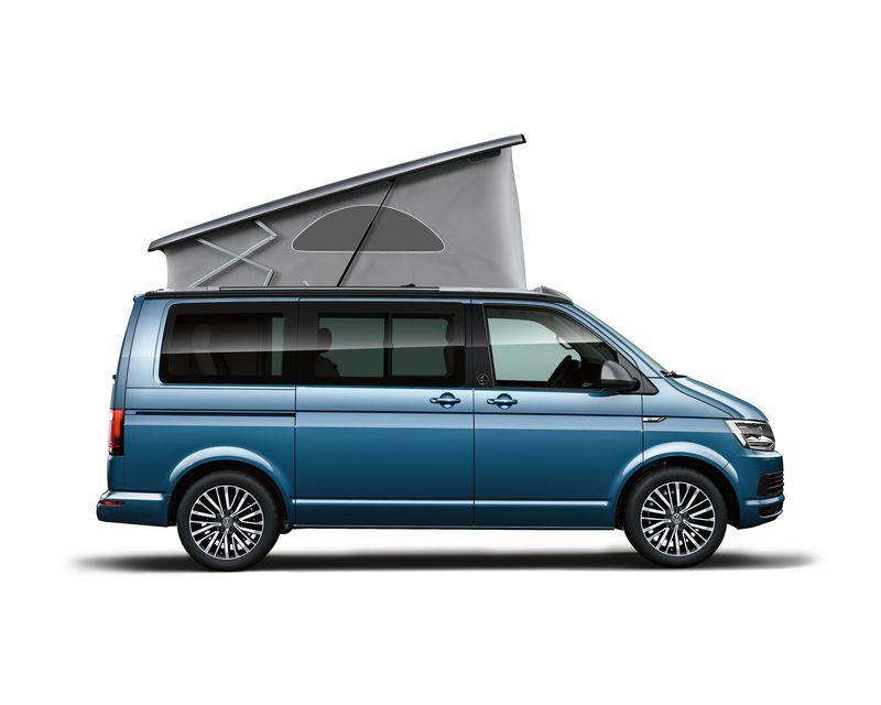 2018 Volkswagen California 30 Years Special Edition