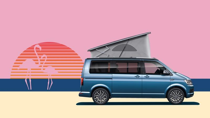 2018 Volkswagen California 30 Years Special Edition - image 803024