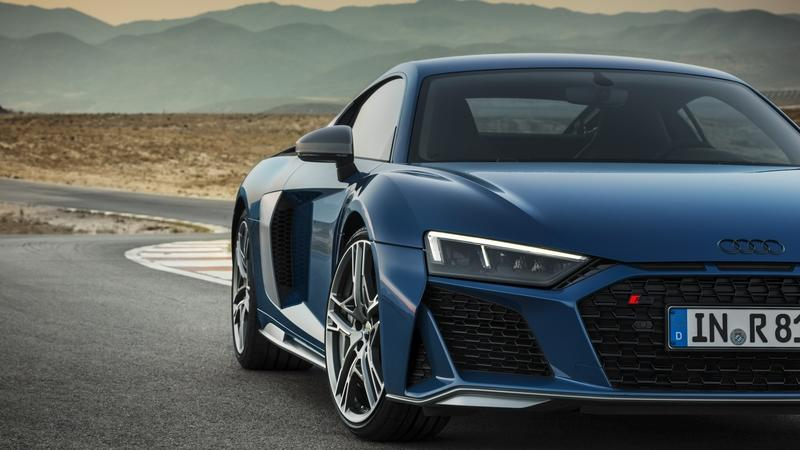 Wallpaper of the Day: 2019 Audi R8