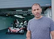 Watch Chris Harris Strap Into the Porsche 919 Tribute: Video - image 804974