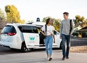 Waymo All Set To Launch Self-Driving Taxi Service Next Month - image 805127
