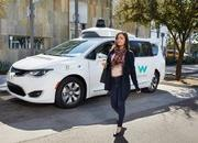 Waymo All Set To Launch Self-Driving Taxi Service Next Month - image 805124