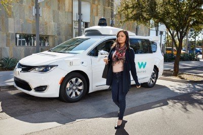 Waymo All Set To Launch Self-Driving Taxi Service Next Month