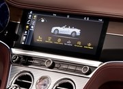 We Can't Get Enough of the Rotating Display in the Bentley Continental GT Convertible - image 806497
