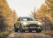What do we know about the Aston Martin DBX Crossover? - image 805866