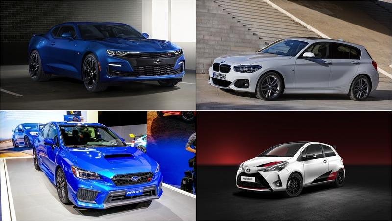 10 New Cars That are Begging to be Modified