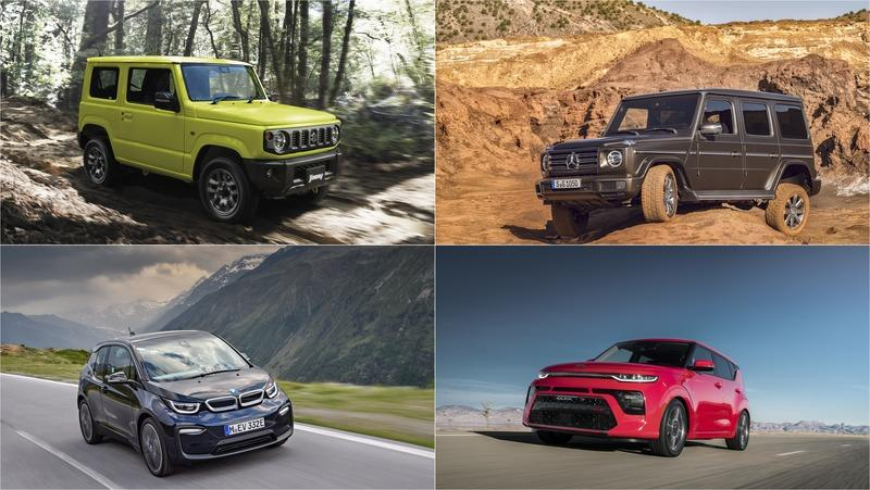 10 of the Boxiest Cars and SUVs On the Market