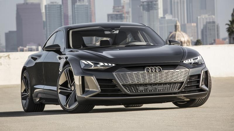 15 Must-Know Facts About The Stunning Audi E-Tron GT