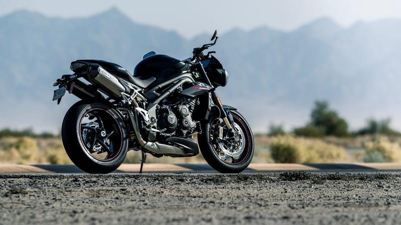 2018 - 2019 Triumph Speed Triple S / RS - image 811847