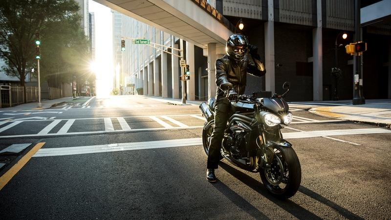 2018 - 2019 Triumph Speed Triple S / RS - image 811852