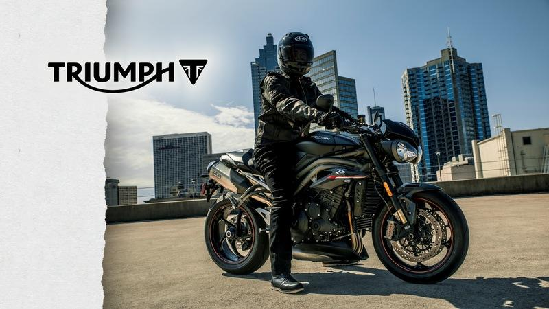 2018 - 2019 Triumph Speed Triple S / RS