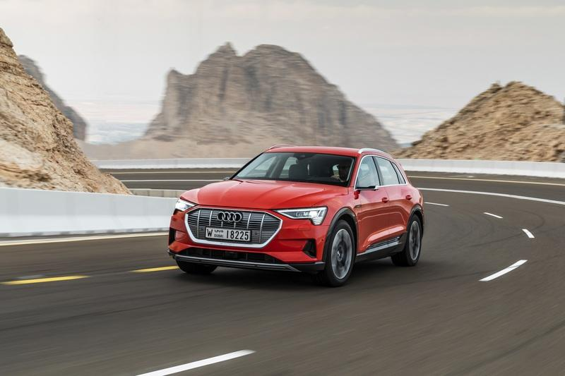 Audi Doubles Down for 2020; Lines Up a Compact EV SUV with the E-Tron GT