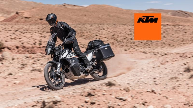 Ktm Fall In Hole