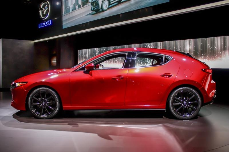 Mazda 3 Hatchback >> 2019 Mazda 3 Top Speed