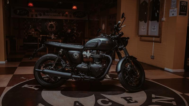 2019 Triumph Bonneville T120 Ace Top Speed