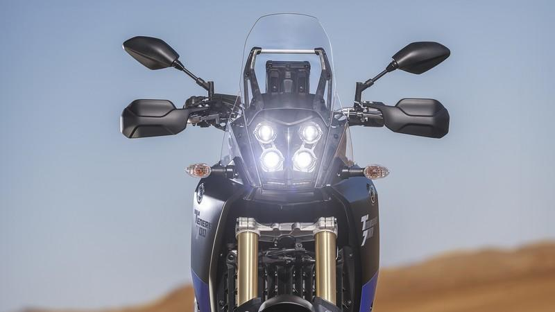Yamaha's new mid-weight Ténéré 700 ADV will come as the 2021 model lineup High Resolution Exterior - image 809157