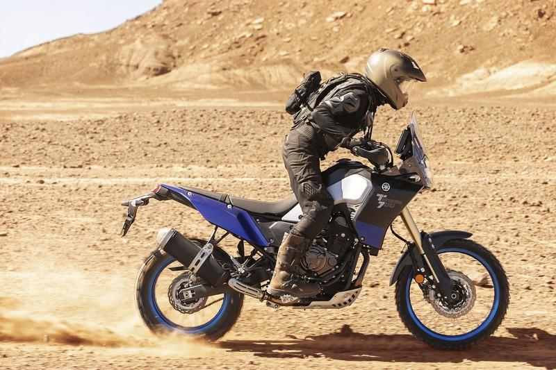 2021 Yamaha Ténéré 700 High Resolution Exterior - image 809164