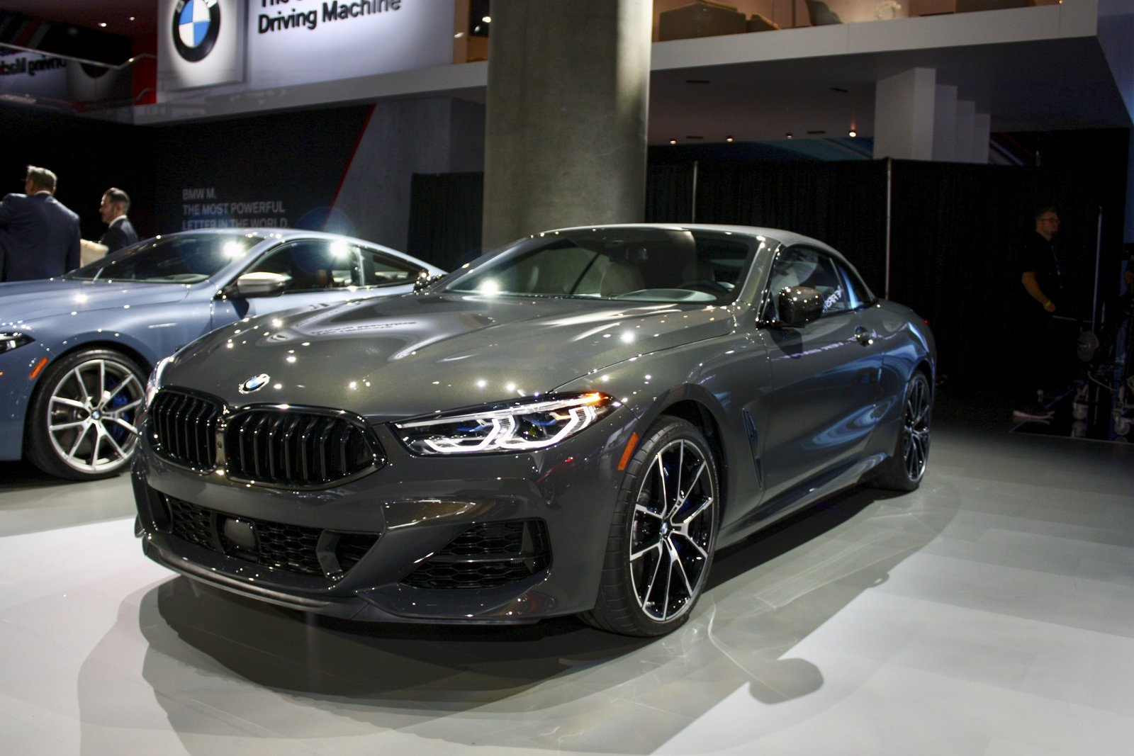 2020 Bmw 8 Series Convertible Pictures Photos Wallpapers