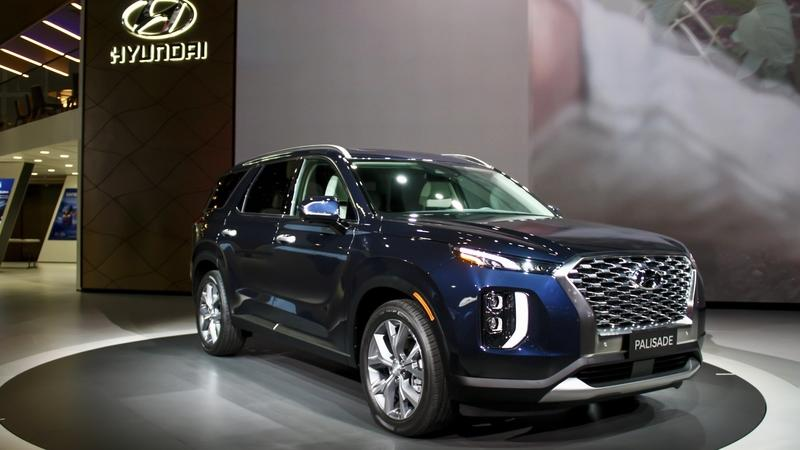 Hyundai Palisade Latest News Reviews Specifications Prices