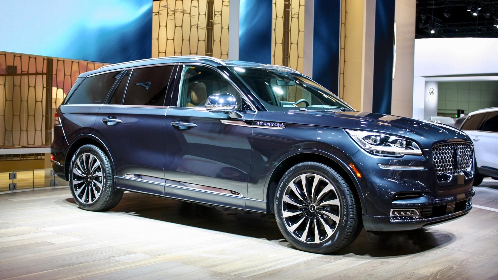 Nationwide Auto Sales >> 2020 Lincoln Aviator | Top Speed