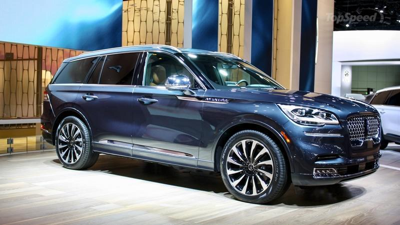 Lincoln Cars Models Prices Reviews And News Top Speed