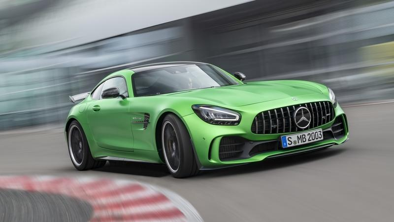 2020 Mercedes-AMG GT Exterior - image 808552