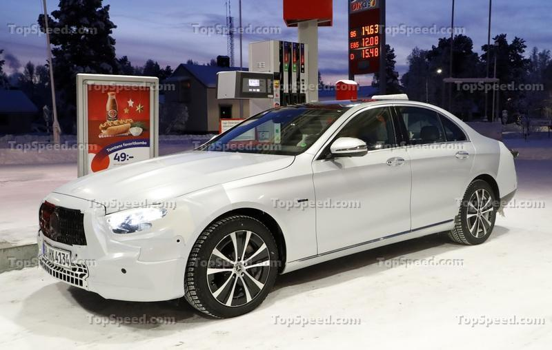 מודרניסטית 2020 Mercedes-Benz E-Class | Top Speed RS-14