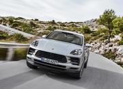The 2021 Porsche Macan Will Only Be Offered with an All-Electric Drivetrain - image 809439