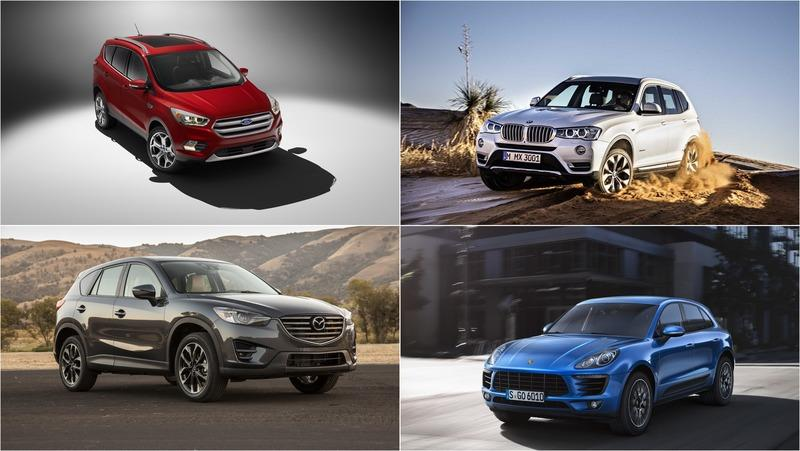 7 Best Used Compact SUVs from 2016 - image 809337
