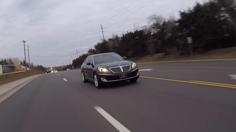 A $15,000, Second Hand Hyundai Equus is Rolls-Royce Awesome with a Korean Badge