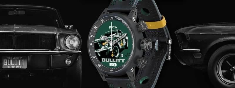 This One-of-a-Kind Bullitt 50 Watch is Being Raffled Off By Drive Toward a Cure