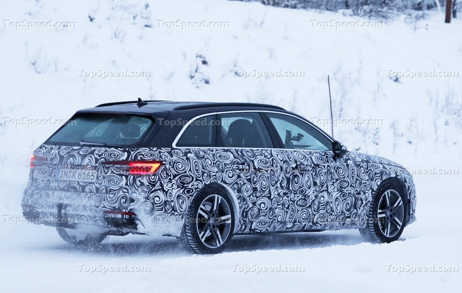 2020 Audi A4 Avant Top Speed