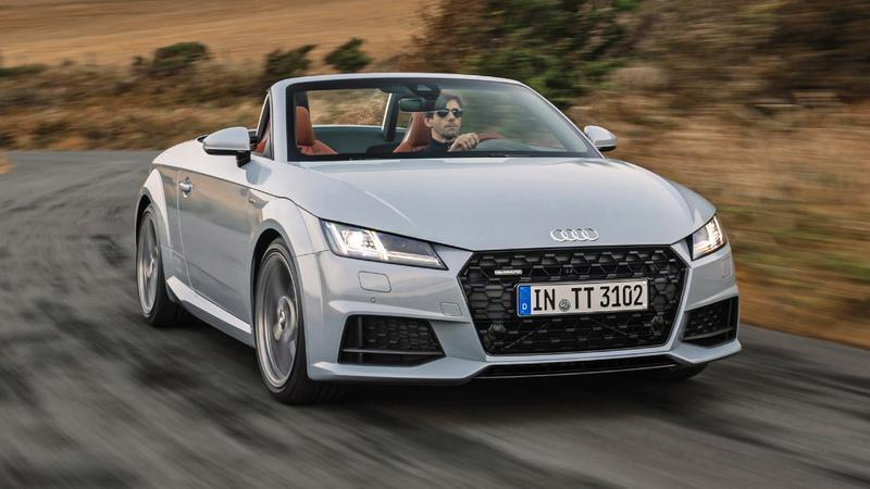 Audi celebrates 20 years of TT with special edition model