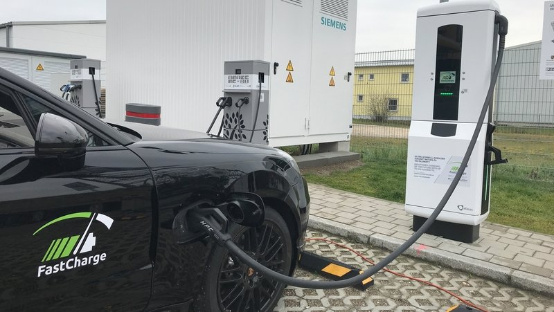 BMW and Porsche Tease an Ultrafast EV Charger That Nobody Can Use