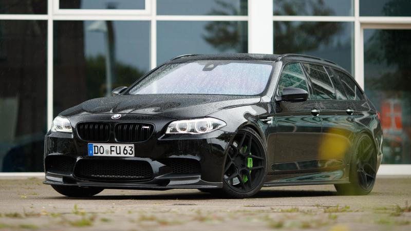 2018 BMW M5 Touring F11 By Carbonfiber Dynamics