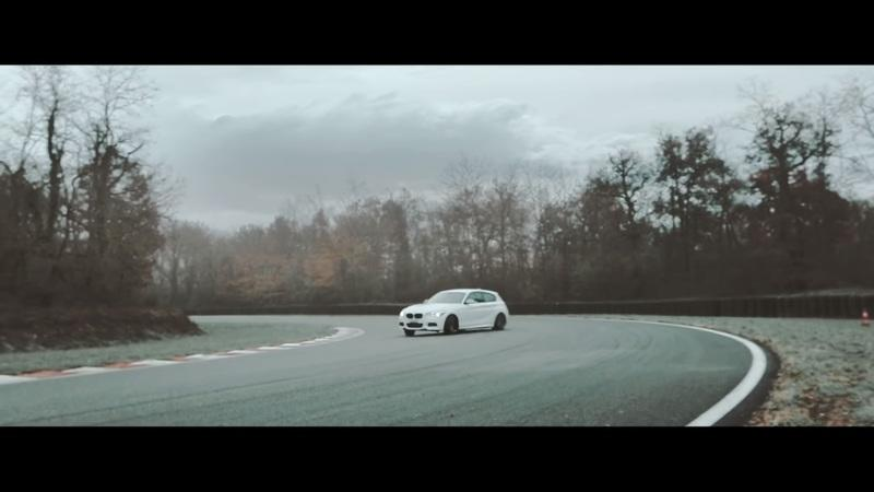 BMW sideways carol commercial captures the Christmas spirit