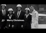 BMW sideways carol commercial captures the Christmas spirit - image 810274