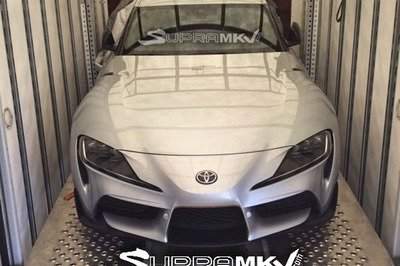 BREAKING - This Is The New, A90-Gen 2020 Toyota Supra Before You're Supposed to See It - image 809581