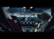 Can New Mercedes-Benz Commercial With Santa Make You Lease An SUV Or A Sedan? - image 810608