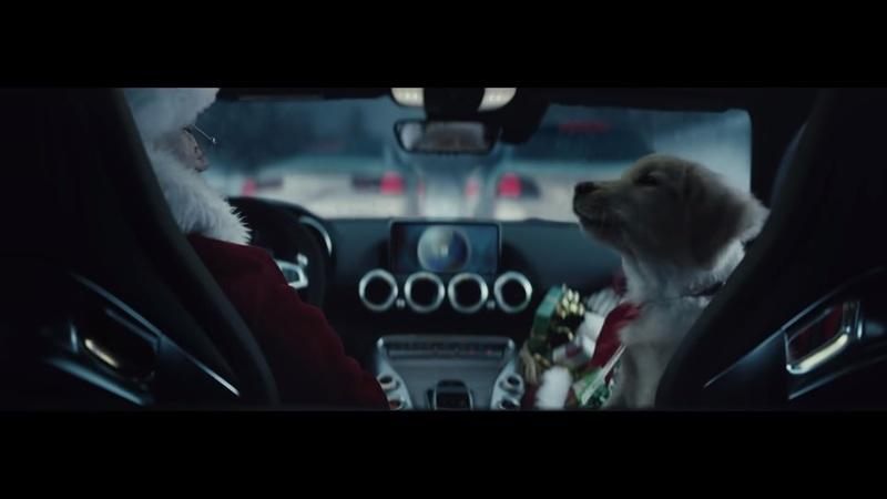 Can New Mercedes-Benz Commercial With Santa Make You Lease An SUV Or A Sedan?